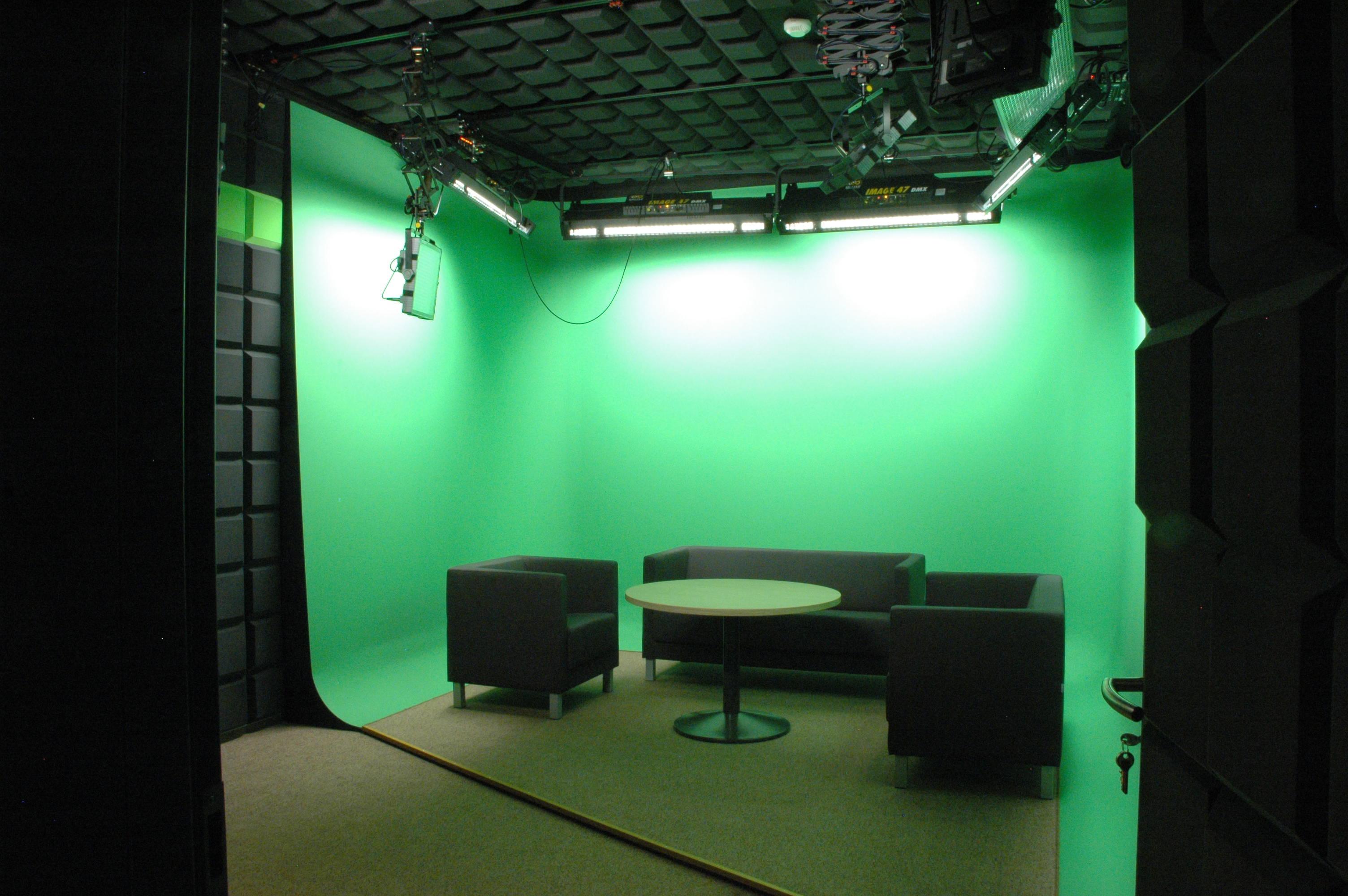 tła filmowe bluebox i greenbox