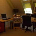 studio nagrań dźwięku