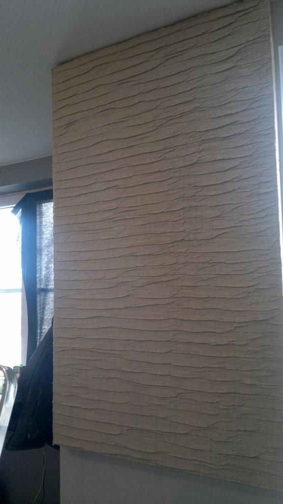 panele akustyczne tkanina