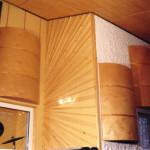 panele akustyczne beczka