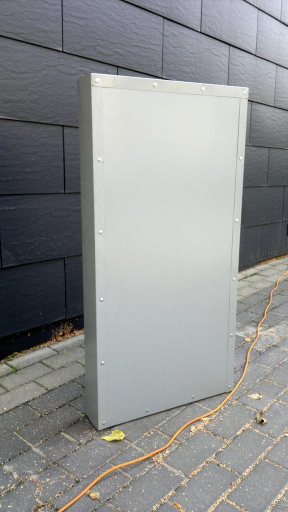 panel akustyczne zewnętrzny